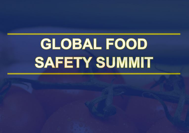 Bert de Vegt will be speaking on the Global Food Safety Summit in Berlin
